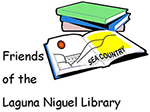 Literary Orange is sponsored by Laguna Niguel FOL