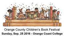 Sponsor: Orange County Children's Book Festival