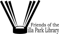 Sponsor: Friends of the Villa Park Library