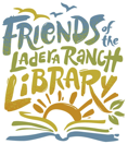 Literary Orange is sponsored by Ladera Ranch FOL